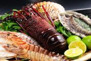 还可以点日本龙虾等海鲜类