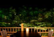 庭園レストラン
