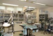 汇集了最新的机器的手术室