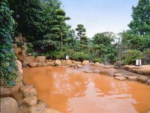 Open-air bath'Ichi-no Yu'