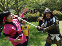 Experience SAMURAI&NINJA in Japan!!