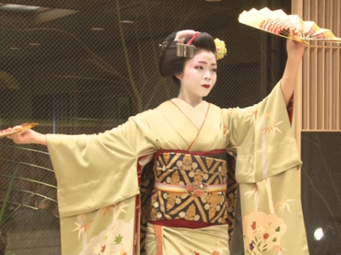 Maiko dance(reservation only)