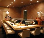 kanpachi of the sushi bar(Sushi bar)