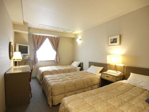 Triple room18,900Yen~