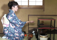 Tea Ceremony(sado)