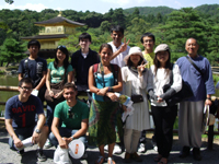 Kinkakuji (Golden Pavilion) tour