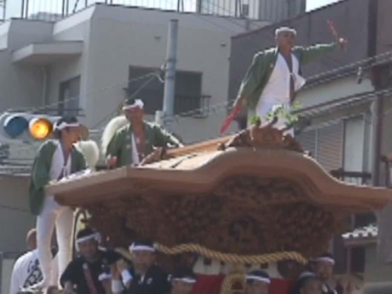 Kishiwada Danjiri Festival岸和田だんじり祭(Festival)