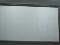 環境配慮型スクリーン誕生